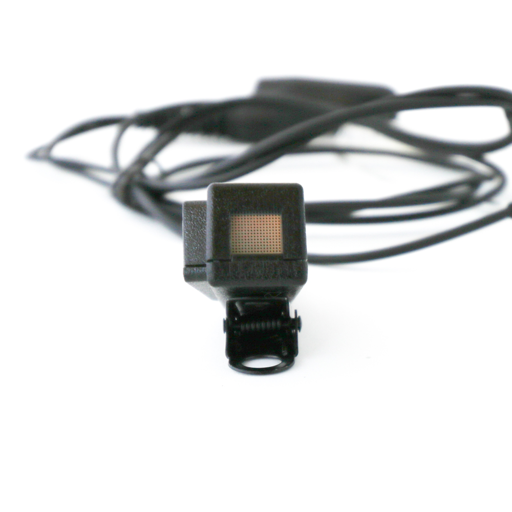 PMLN6129 2-Wire Surveillance Earpiece For MOTOROLA APX900 APX1000 SRX2200 Radio